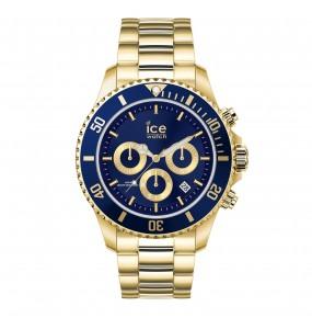 Montre ICE WATCH steel - Gold blue - Medium - CH