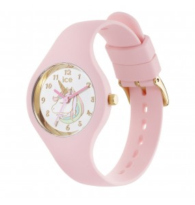 Montre ICE WATCH fantasia - Unicorn pink - Extra small - 3H