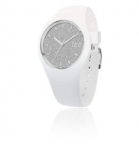 Montre ICE WATCH glitter - White Silver - Small - Gift box