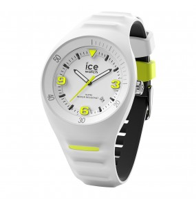 Montre ICE WATCH - P. Leclercq - White yellow - Medium - 3H
