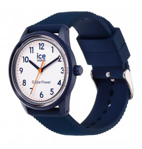Montre ICE WATCH solar power - Blue - Small - Mesh strap - 3H