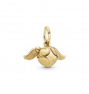 Harry Potter Golden Snitch Pandora Shine pendant